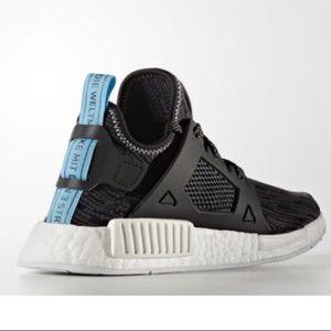 8d3f00a2bb00a adidas Shoes - Adidas NMD XR1 Primeknit Utility Black S80222 NWB